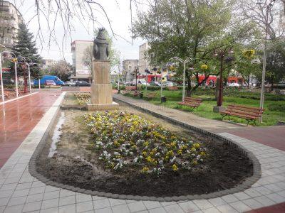 (cod 5348)  Orașul Găești