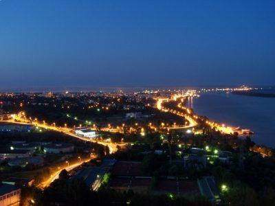 (cod 3927) Orașul Galați