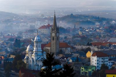 (cod 4954) Orașul Turda