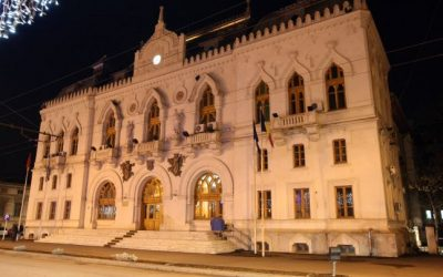 (cod 3900) Palatul Administrativ – Prefectura