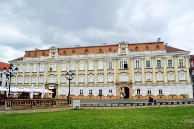 (cod 6126) Palatul Baroc( Muzeul de Arta Timisoara)
