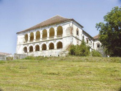 (cod 2320) Palatul Bethlen de la Sânmiclăuș