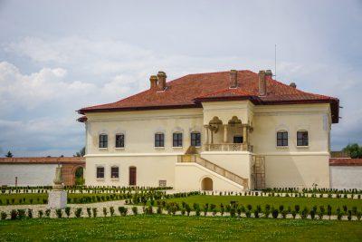 (cod 5352) Palatul Brâncovenesc de la Potlogi