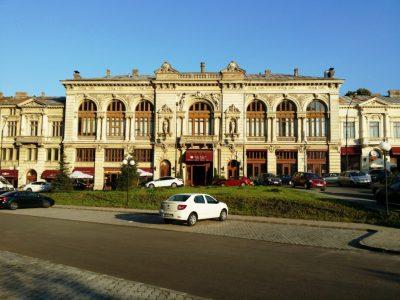 (cod 4136) Palatul Bragadiru