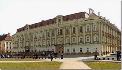 (cod 6127) Palatul Dicasterial