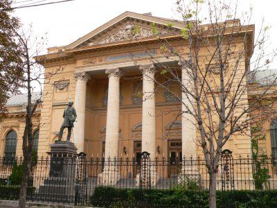 (cod 4138) Palatul Facultății de Medicină din București