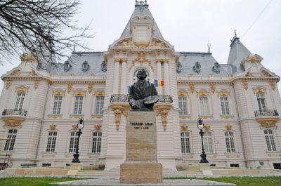 (cod 5516)  Palatul Jean Mihail, Craiova