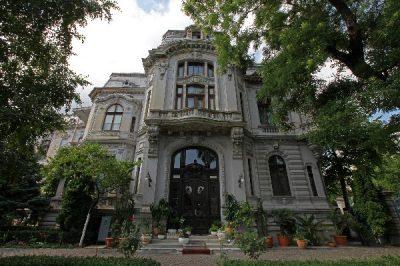 (cod 5517) Palatul Mitropolitan Vorvoreanu