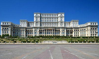 (cod 4140) Palatul Parlamentului din Bucureşti (Casa Poporului)