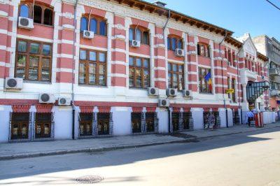 (cod 3903) Palatul Poştei