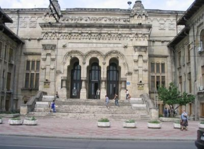 (cod 3904) Palatul Universităţii