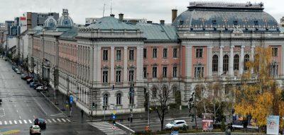 (cod 4925) Palatul de Justiție Cluj Napoca