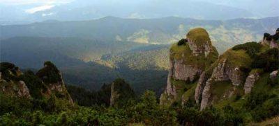 (cod 2805) Parcul Național Ceahlău