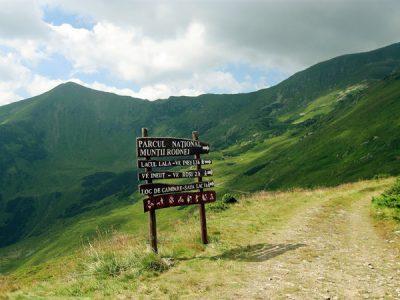 (cod 3181) Parcul Național Munții Rodnei