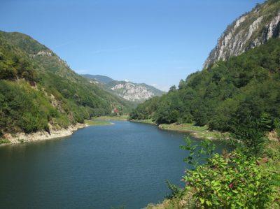 (cod 2606) Parcul National Domogled Valea Cernei