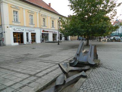 (cod 3184) Piața Libertății, Baia Mare