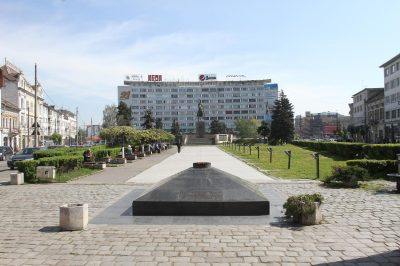 (cod 4937) Piata Mihai Viteazul
