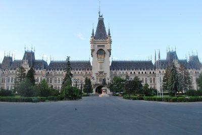 (COD 2156) – Piata Palatului Culturii Iasi