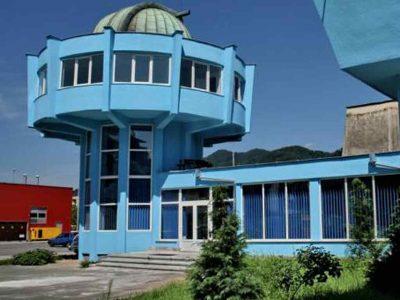 (cod 3185) Planetariul, Baia Mare