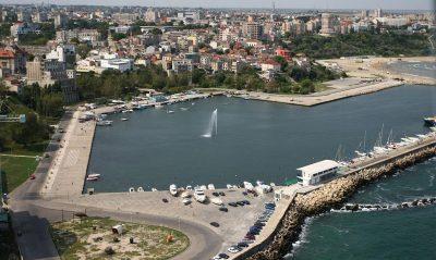 (cod 5047) Portul turistic Tomis