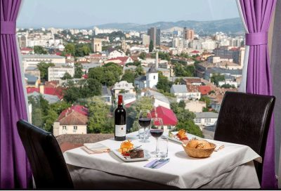 (COD 2192) – Restaurant Panoramic 13 – rafinament si panorama la inaltimea asteptarilor
