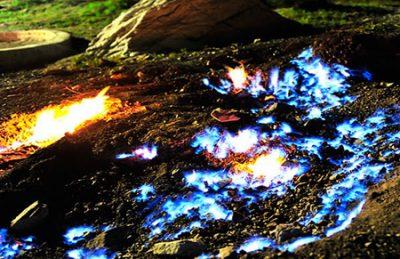 """(cod 4269) Rezervația naturală """"Focurile Vii"""""""