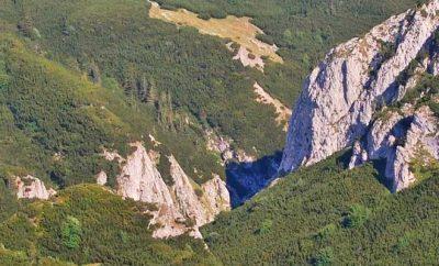 (cod 5356) Rezervația naturală Peștera Cocora