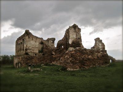 (cod 3771) Ruinele Palatului Cantacuzino, Filipeștii de Târg
