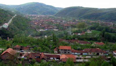 (cod 2462)  Satul Carașova