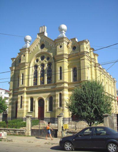 (cod 4944) Sinagoga din Dej