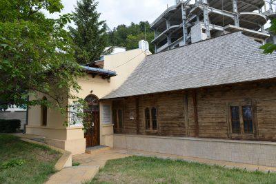 (cod 2706) Sinagoga evreiască Piatra Neamț