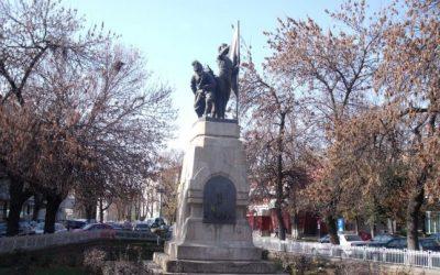 (cod 4286) Statuia Independenței