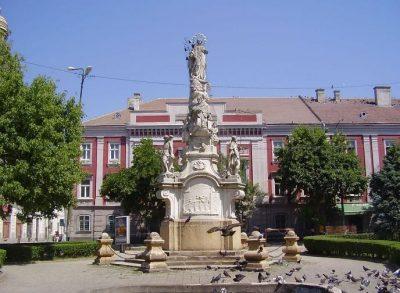 (cod 6137) Statuia Sfânta Maria