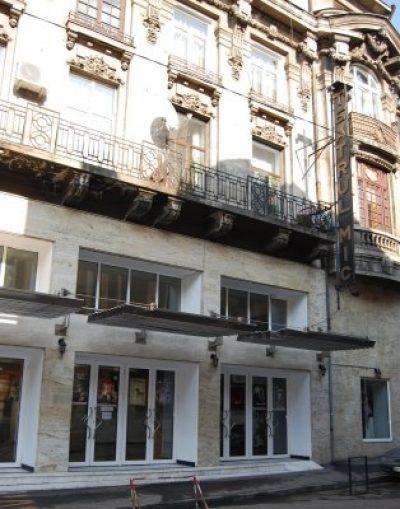 (cod 4164) Teatrul Mic Maria Filotii