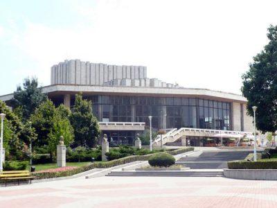 (cod 5533)Teatrul Național Marin Sorescu, Craiova