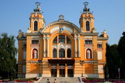 (cod 4953) Teatrul Național din Cluj