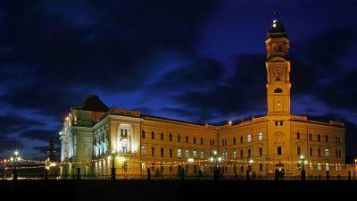 (cod 2511)  Turnul Primăriei din Oradea