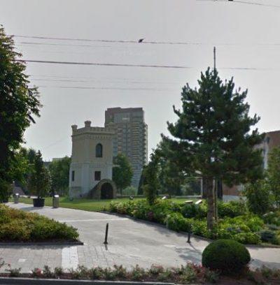 (COD 2177) – Turnul de Straja pentru prevenirea incendiilor sec. XIX Iasi
