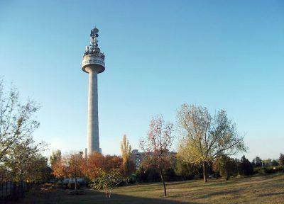 (cod 3958) Turnul de Televiziune