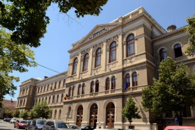 (cod 4955) Universitatea Babeș Bolyai