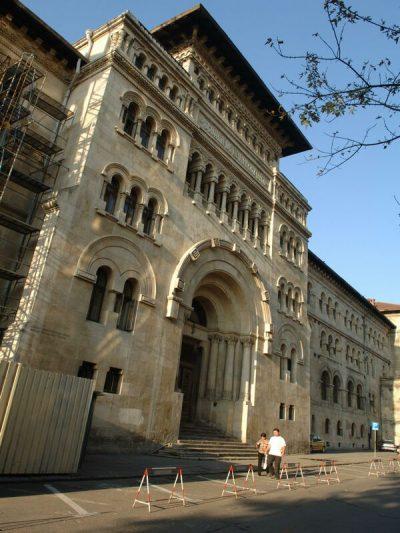(cod 3549) Universitatea de Arhitectură și Urbanism Ion Mincu