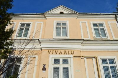 (COD 5410) Vivariul din Bacău