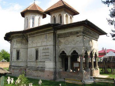 (cod 3513) Biserica Doamnei