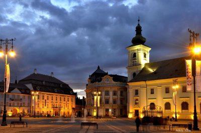 (cod 4315) Piața Mare din Sibiu