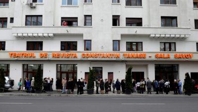 (cod 4161) Teatrul de revistă Tănase