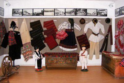 (cod 4306) Muzeul oraşului Avrig